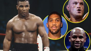 Photo of 'Astonishing' and 'intimidating' Mike Tyson was 'scary simply to look at', impressed Tyson Fury's identify and motivated Floyd Mayweather