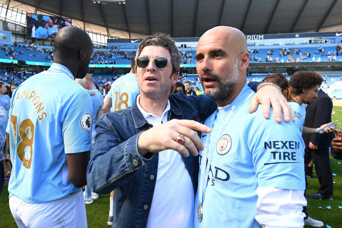 Photo of 'Pep Guardiola RUNS Man Metropolis' and gained't depart, claims Noel Gallagher, however Trevor Sinclair says Barcelona return rumours 'is perhaps true'