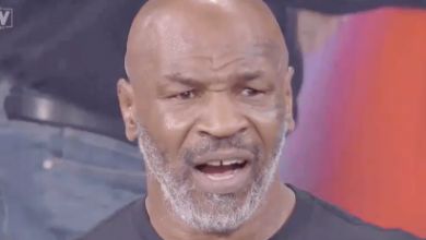 Photo of AEW Double or Nothing: Mike Tyson immediately turns into a meme earlier than making an attempt to assault WWE legend Jake 'The Snake' Roberts