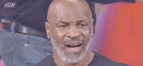 AEW Double or Nothing: Mike Tyson instantly becomes a meme before trying to attack WWE legend Jake 'The Snake' Roberts