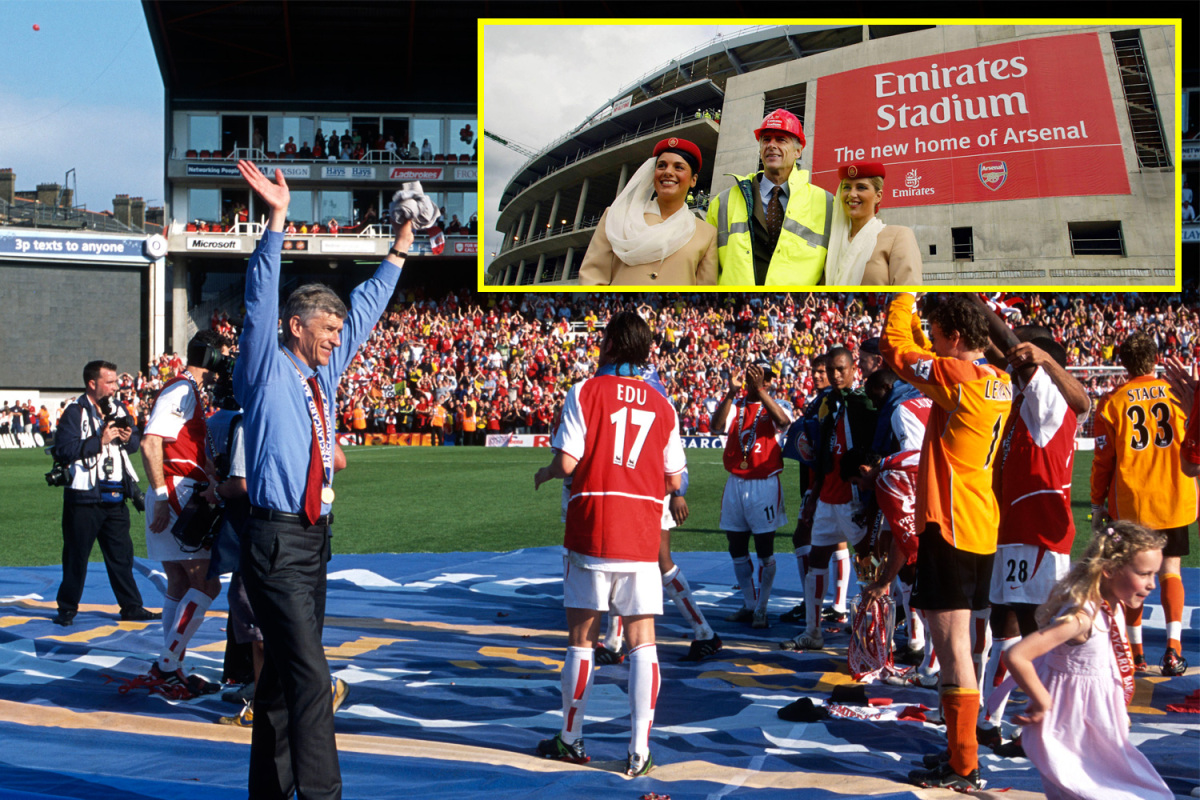 Photo of Arsene Wenger reveals why he beloved 'particular' Highbury but additionally why he 'pushed' Arsenal to depart their beloved dwelling for the Emirates Stadium