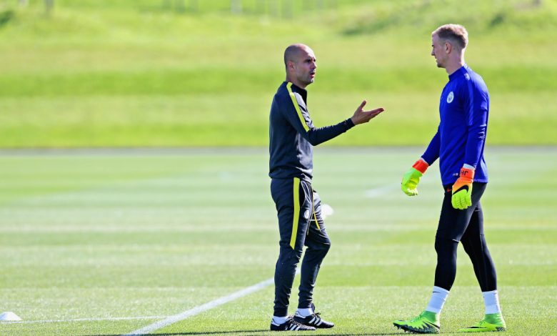 Burnley goalkeeper Joe Hart opens up about struggles with 'not feeling wanted' by Pep Guardiola at Man City