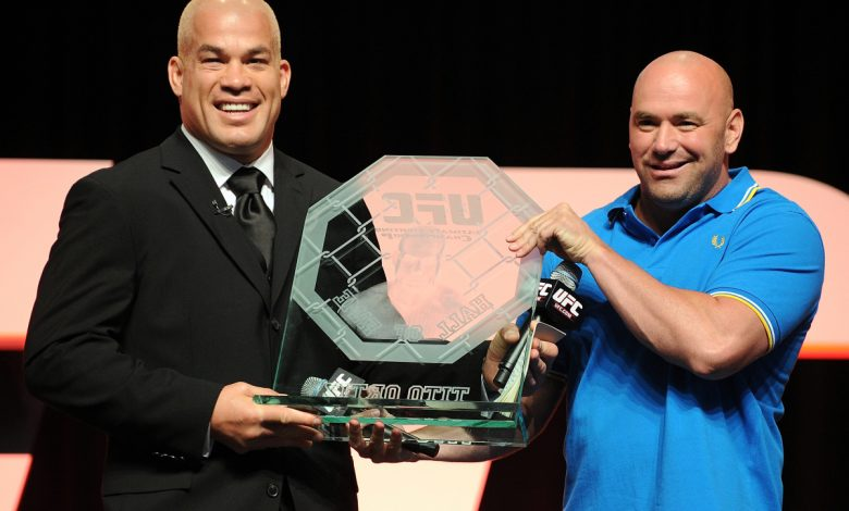 Dana White wanted to fight UFC legend Tito Ortiz and was convinced he would have won but former champion backed out