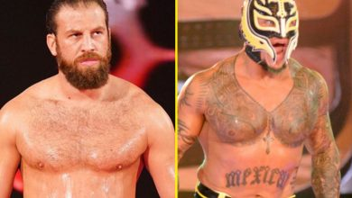 Photo of Drew Gulak leaves WWE and Rey Mysterio seems to be prone to depart in September as WWE cracks down on contracts