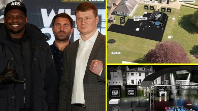 Photo of Eddie Hearn publicizes good, bonkers plan to stage Dillian Whyte vs Alexander Povetkin combat in his again backyard