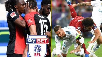 Photo of Soccer information LIVE: Boyata KISSES teammate in coronavirus rule breach, radical EFL restructure, Sergio Ramos lauded for 'masterstroke' Mohamed Salah deal with