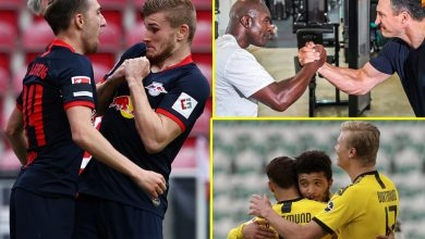 Photo of Jadon Sancho registering one other help, Liverpool goal Timo Werner scoring hat-trick, Wladimir Klitschko serving to Evander Holyfield prepare amid Mike Tyson trilogy struggle rumours