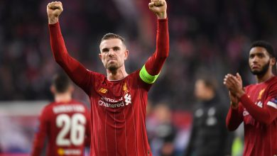 Photo of Jordan Henderson: Liverpool captain says it's good to be again as Reds out to clinch title with Premier League returning in June