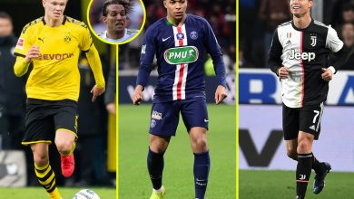 Photo of Mbappe cherished Ronaldo, Kai Havertz eyes Ozil throne, De Jong at Barcelona with hero Messi and Sancho idolised Lampard – wonderkids and their childhood idols
