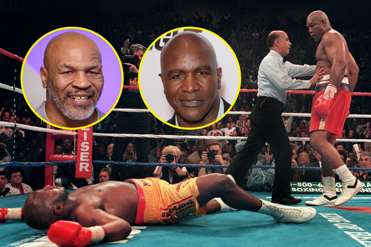 Photo of Mike Tyson and Evander Holyfield to field once more? 5 fighters made comebacks after retirement, together with George Foreman's unbelievable return