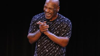 Photo of Mike Tyson reveals how police let him off regardless of being 'drunk' and 'excessive as a motherf*****' whereas driving
