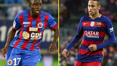 Photo of N'Golo Kante and Atletico Madrid ace, Neymar and ex-Arsenal star – Eight duos you didn't know had been teammates
