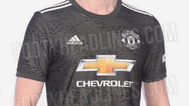 Photo of Photos of recent Manchester United away package emerges, however launch of 2020/21 shirt might be delayed