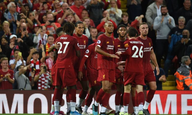 Premier League chief hopeful of trophy presentation for Liverpool if they win first league title in 30 years