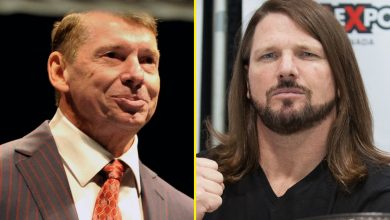 Photo of WWE information: AJ Types explains why 'machine' Vince McMahon is a 'completely different human being'