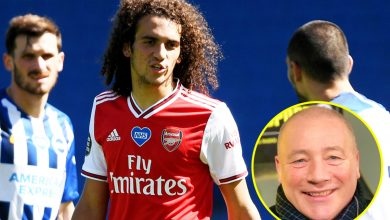 Photo of Ally McCoist slams 'embarrassing' Matteo Guendouzi following claims Arsenal ace taunted Brighton gamers about wages throughout Premier League conflict