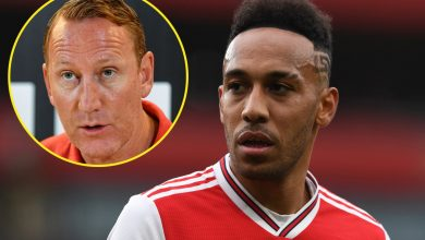 Photo of Arsenal should promote Pierre-Emerick Aubameyang if he refuses to signal contract extension, says Gunners icon Ray Parlour