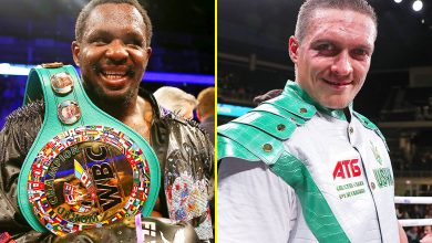 Photo of Bob Arum EXCLUSIVE: Dillian Whyte ought to combat Oleksandr Usyk to find out challenger for Tyson Fury vs Anthony Joshua winner