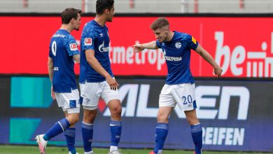 Photo of Everton loanee Jonjoe Kenny scores screamer for Schalke vs Union Berlin – however winless run goes on