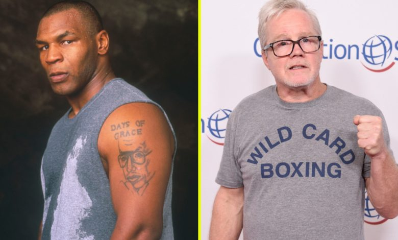 Freddie Roach reveals what it feels like to take a Mike Tyson right hand as he opens up on 'difficult' training sessions