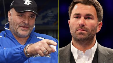 Photo of John Fury challenges Eddie Hearn to large guess on Tyson Fury vs Anthony Joshua struggle