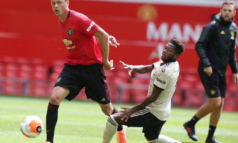 Manchester United step up preparations for Tottenham clash with TWO friendlies against West Brom planned on Friday