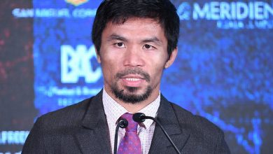 Photo of Manny Pacquiao to run for president of Philippines in 2022, based on former promoter Bob Arum
