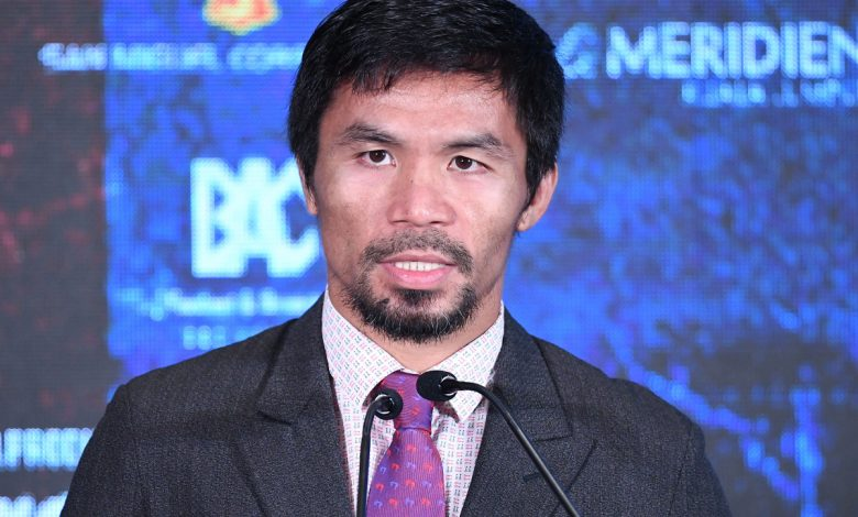 Manny Pacquiao to run for president of Philippines in 2022, according to former promoter Bob Arum