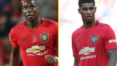 Photo of Marcus Rashford and Paul Pogba ship highly effective anti-racism messages within the wake of George Floyd's homicide by white police officer