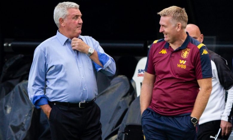 Newcastle manager Steve Bruce gives honest assessment of old club Aston Villa's chances of Premier League survival