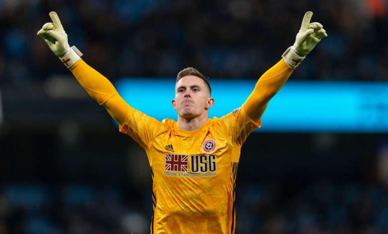 Ole Gunnar Solskjaer backs Dean Henderson to become Manchester United and England No.1