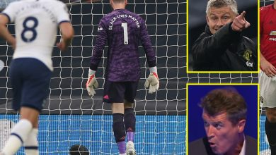 Photo of Ole Gunnar Solskjaer defends David de Gea regardless of howler in opposition to Tottenham – Manchester United icon Roy Keane has unimaginable response