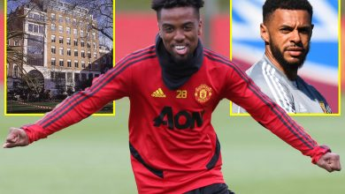 Photo of Premier League and sports activities information LIVE: Derby defender Andre Knowledge stabbed, Watford's Grey apologises for lockdown occasion, Manchester United endure starlet blow