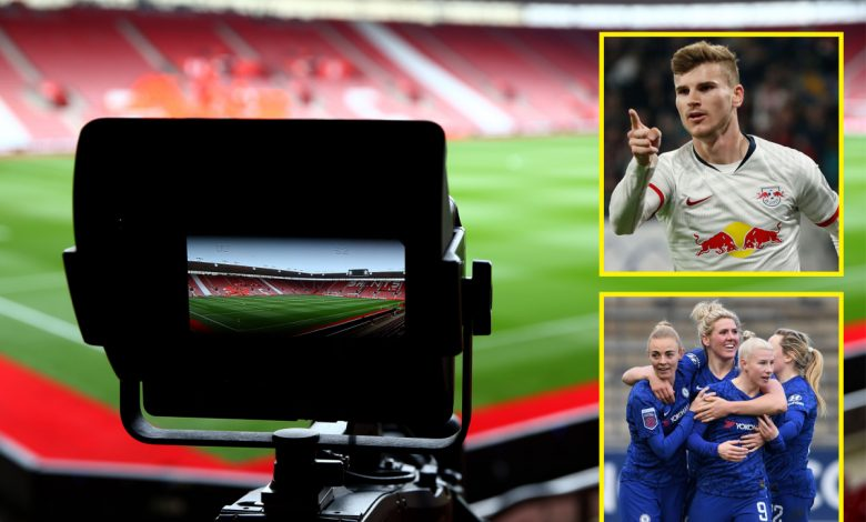 Sports news and gossip LIVE: Premier League fixtures and TV picks confirmed, Chelsea crowned WSL champions using PPG, Timo Werner transfer latest