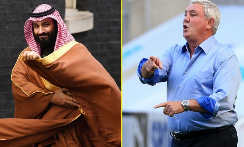 Steve Bruce calls for 'clarity' on Newcastle takeover from Premier League with Saudi consortium close to completing deal