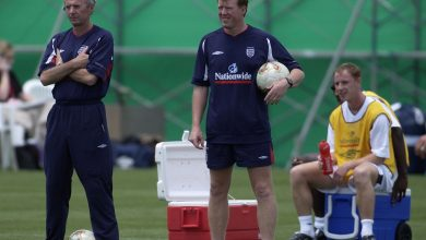 Photo of Steve McClaren remembers hilarious story of Trevor Sinclair and Kieron Dyer taking part in tennis day earlier than England's 2002 World Cup conflict vs Argentina