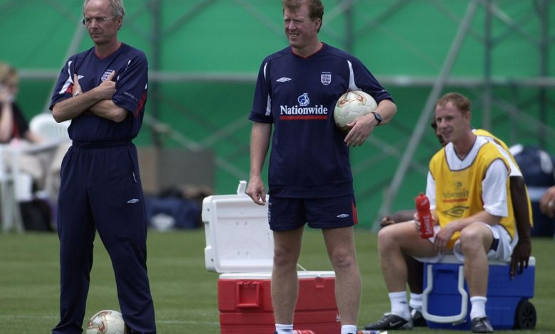 Steve McClaren recalls hilarious story of Trevor Sinclair and Kieron Dyer playing tennis day before England's 2002 World Cup clash vs Argentina