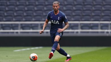 Photo of Toby Alderweireld says Tottenham 'able to compete' and absolutely ready to renew Premier League season in opposition to Manchester United