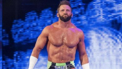 Photo of Zack Ryder was 'shaking with anger' following a request WWE made simply weeks after firing him