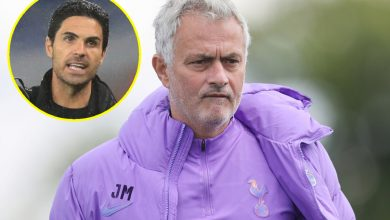 Photo of 'He shall be profitable' – Arsenal boss Mikel Arteta offers emphatic response when requested if Tottenham supervisor Jose Mourinho continues to be 'world class'