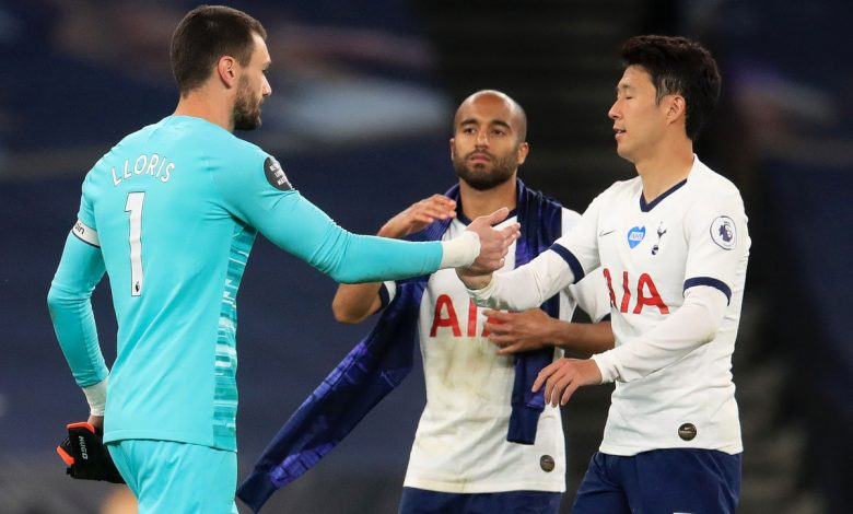 'No problem…we move on' – Tottenham captain Hugo Lloris delivers classy message after Heung-min Son scuffle during Everton win
