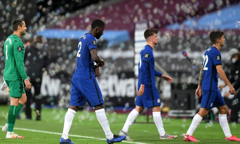 'Pathetic' Chelsea 'got what we deserved' with West Ham defeat, blasts Jason Cundy