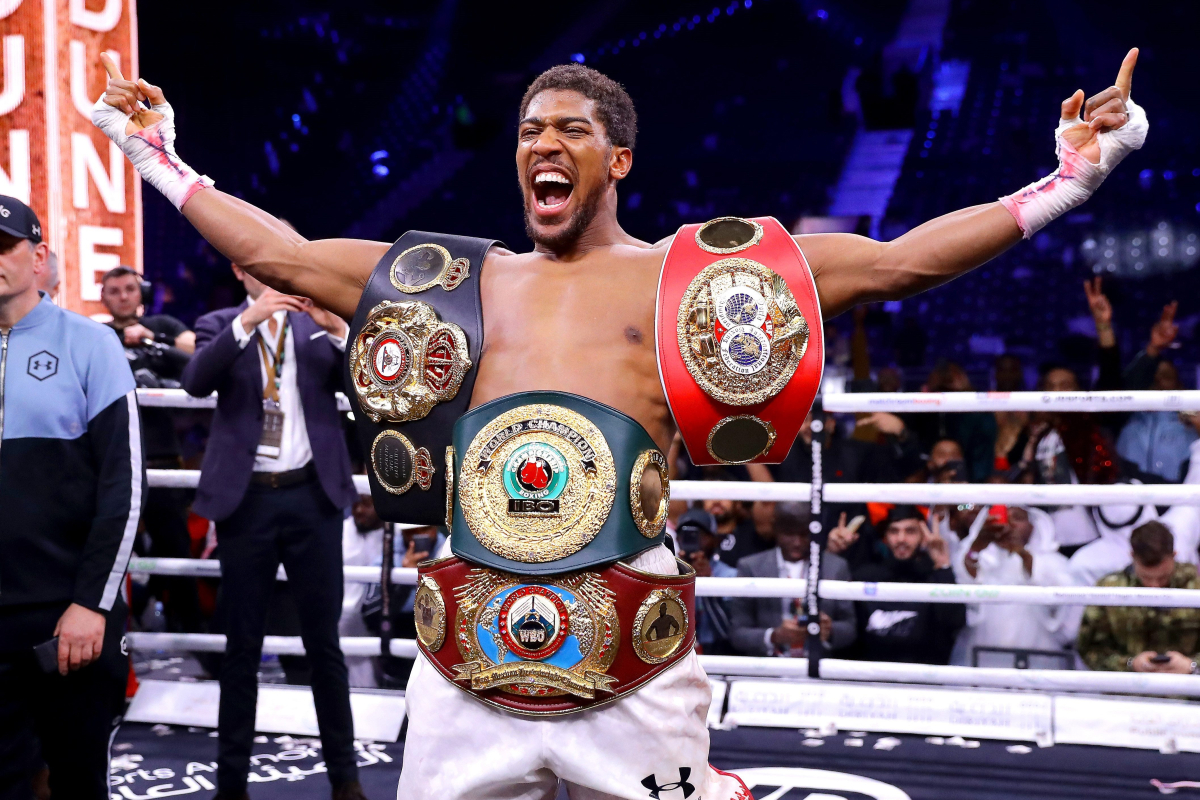 Anthony Joshua vs Kubrat Pulev: When is AJ's title defence? Where will it take place? What about potential Tyson Fury fight?