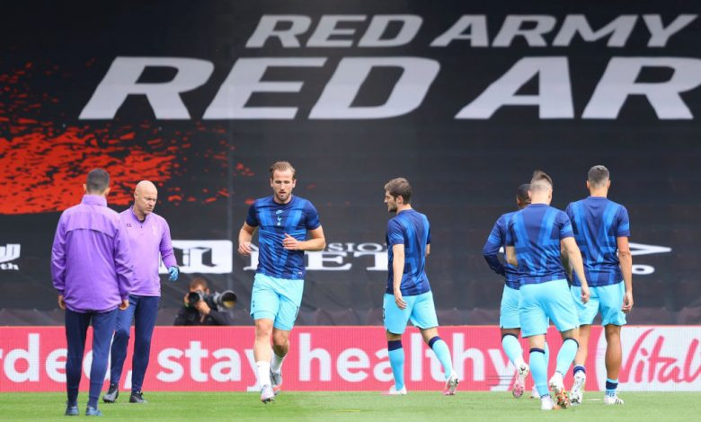 Bournemouth vs Tottenham confirmed team news: Son benched, Vertonghen makes first start of restart as Mourinho makes three changes