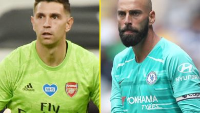 Photo of Emiliano Martinez vs Willy Caballero: It's the battle of the backups as Arsenal face Chelsea in FA Cup remaining