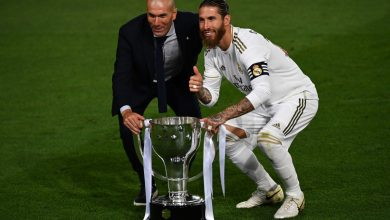 Photo of Former UFC star Conor McGregor impressed by Actual Madrid legend Sergio Ramos strut after beautiful coaching aim