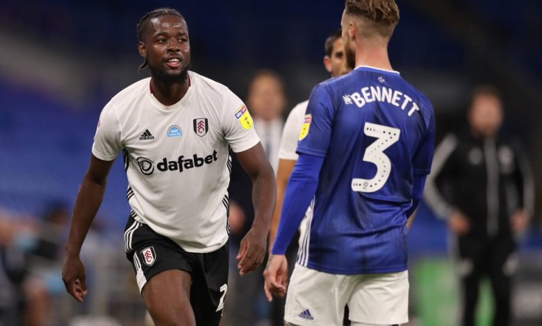 Fulham in charge of Championship play-off semi-final against Cardiff as Josh Onomah scores stunning solo goal