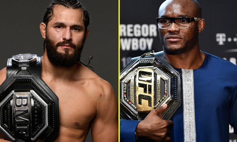 Jorge Masvidal set to fight Kamaru Usman at UFC 251 as Dana White replaces Gilbert Burns for Fight Island showpiece