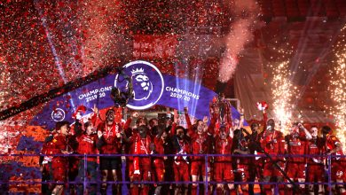 Photo of Liverpool trophy elevate LIVE: Reds have fun Premier League glory with beautiful firework show