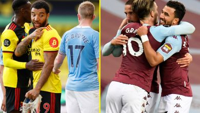 Photo of Man Metropolis match Premier League document throughout thrashing of Watford – and it's why Aston Villa have climbed above Hornets